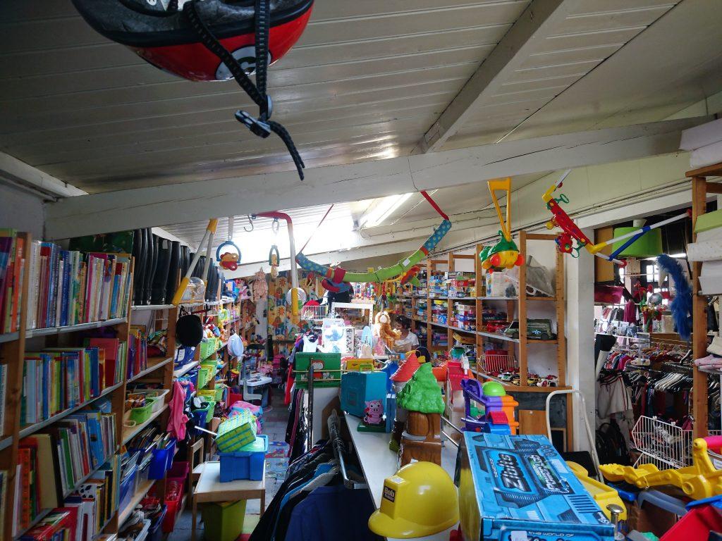 Kringloop wassenaar speelgoed