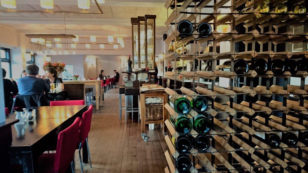 Brasserie Berlage interieur
