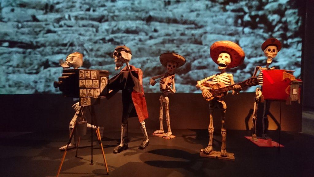 Volkenkunde Mexico