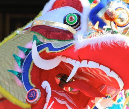 Chinees Nieuwjaar - draak