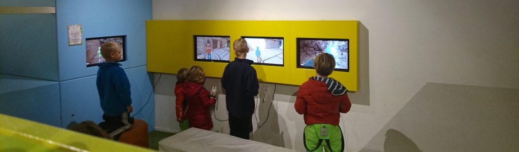 Science Center Delft - gamen