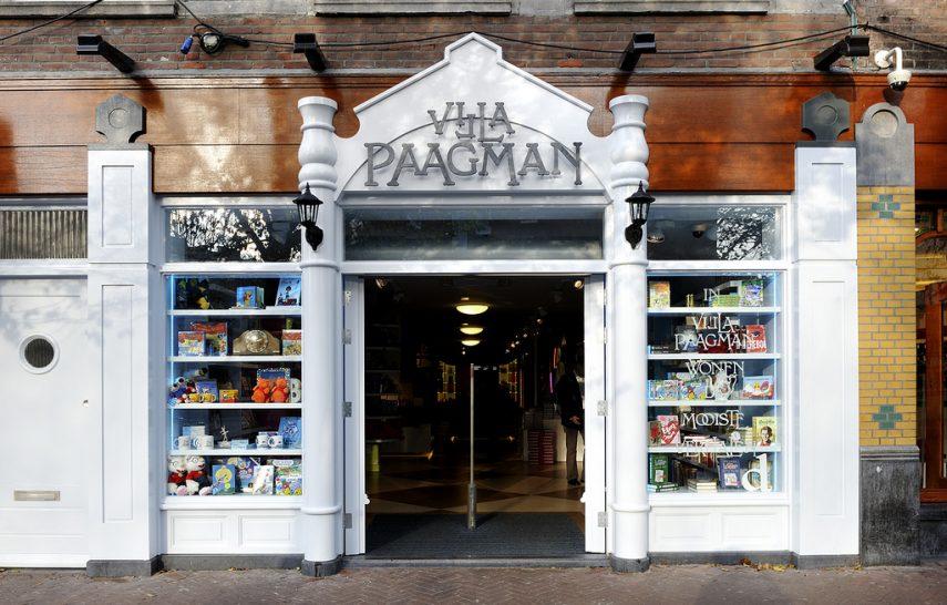 Villa Paagman gevel