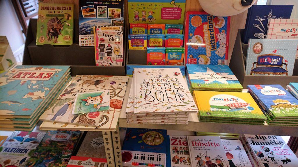 Kidkat voorburg - boeken