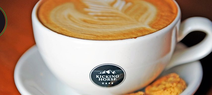 Kicking horse cafe koffie