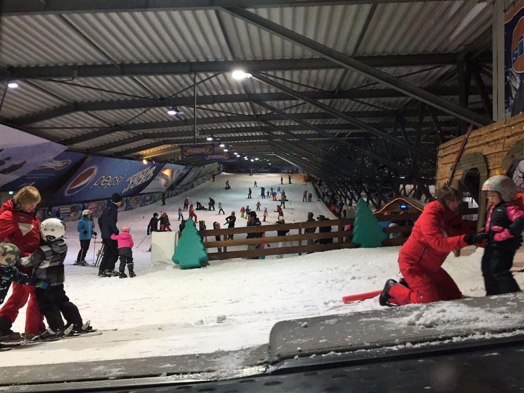 Snowworld - piste