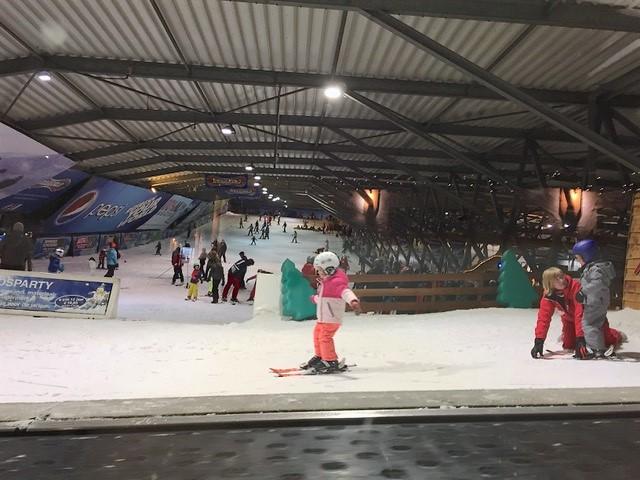 Snowworld - skiles