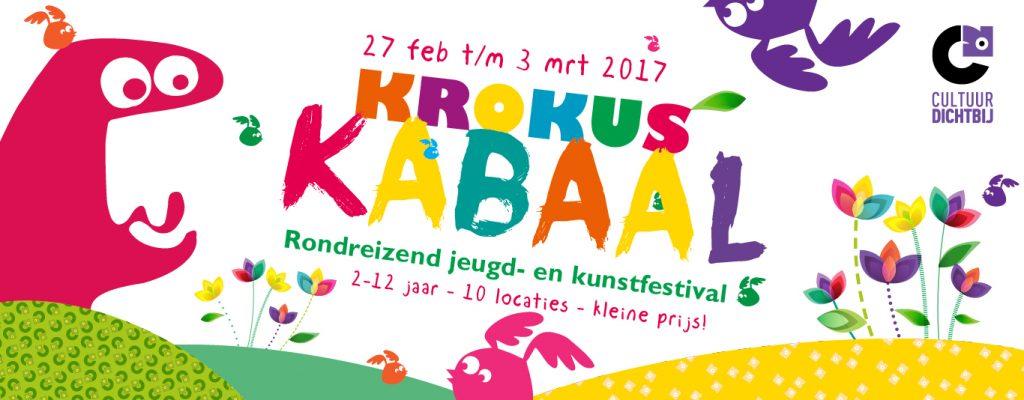 theaterfestival Krokus kabaal