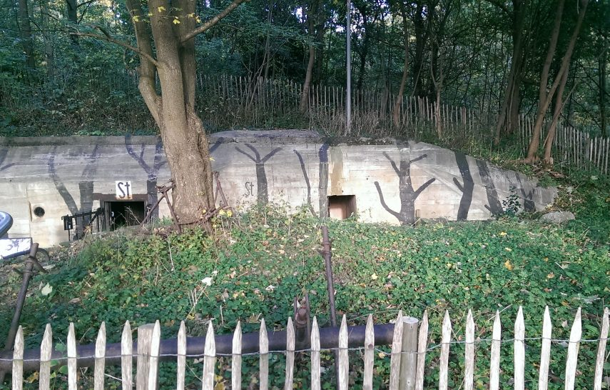 Atlantik wall bunker