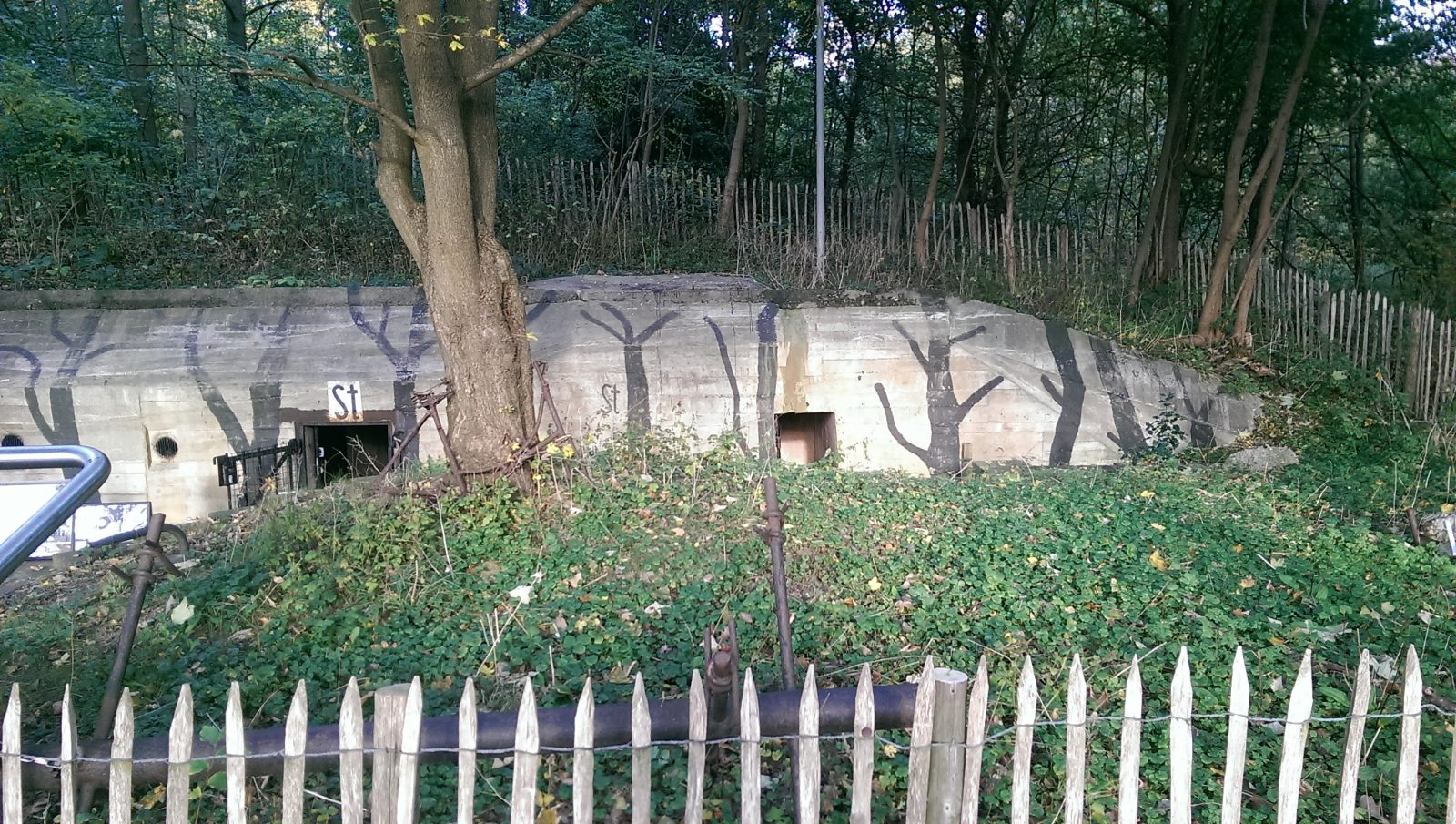 Atlantik wall bunker