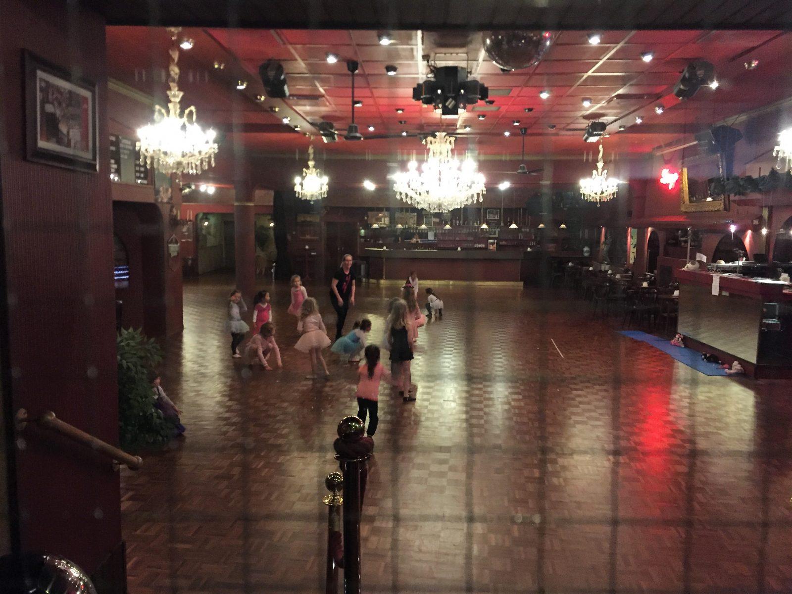 Dansschool Wesseling - dansles