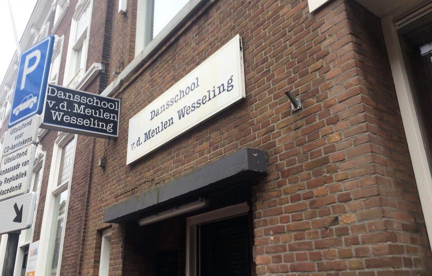Dansschool Wesseling - entree
