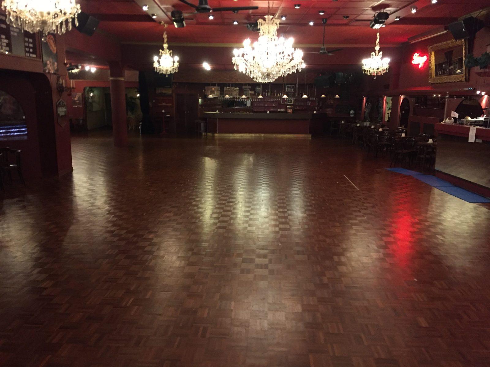Dansschool Wesseling - zaal
