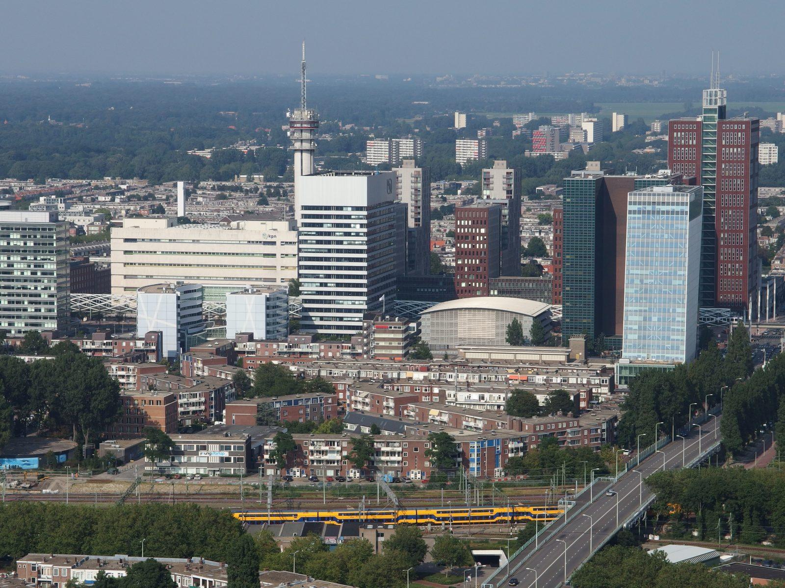 Uitzicht Penthouse Den Haag