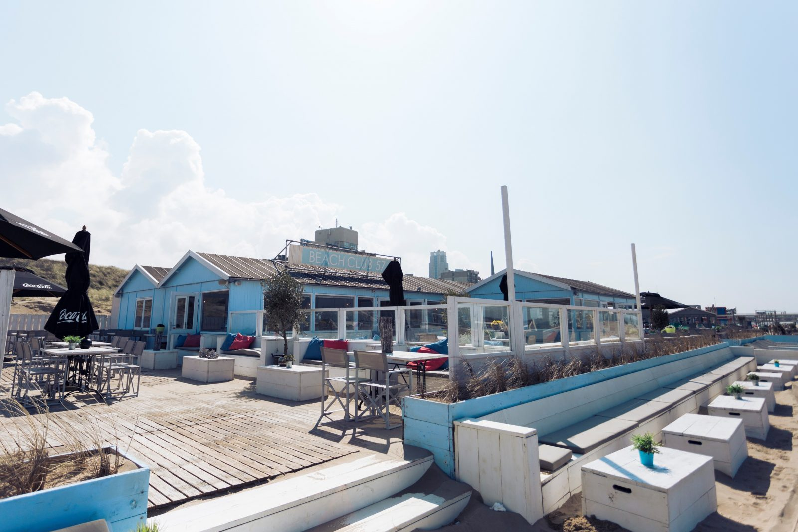 Beachclub 57 paasontbijt