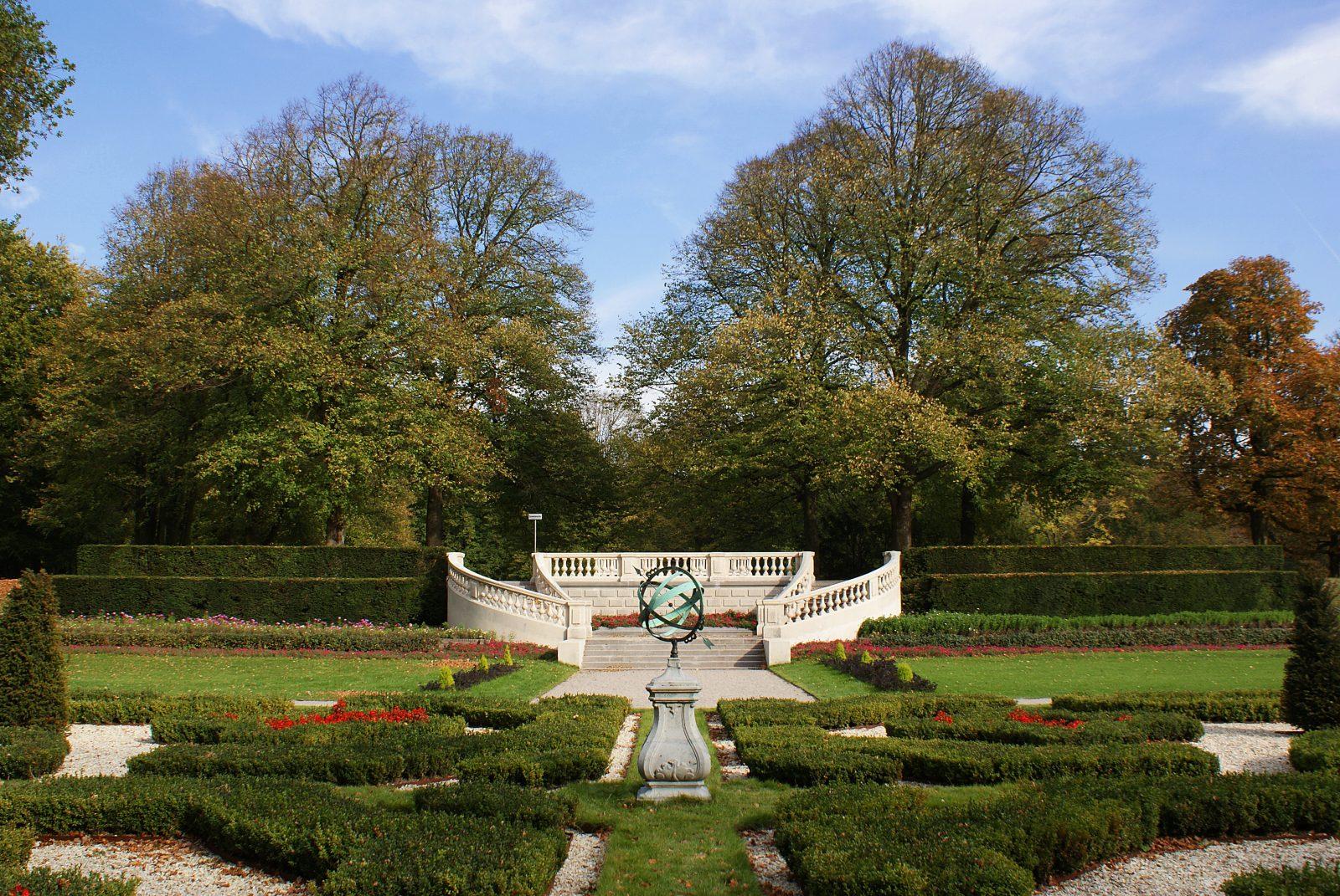 Clingendael Hollandse tuin