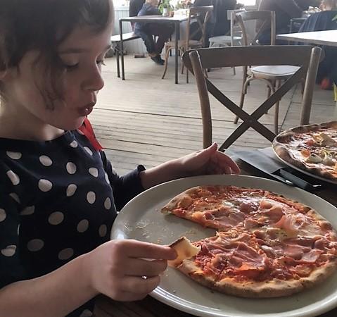 Raak pizza