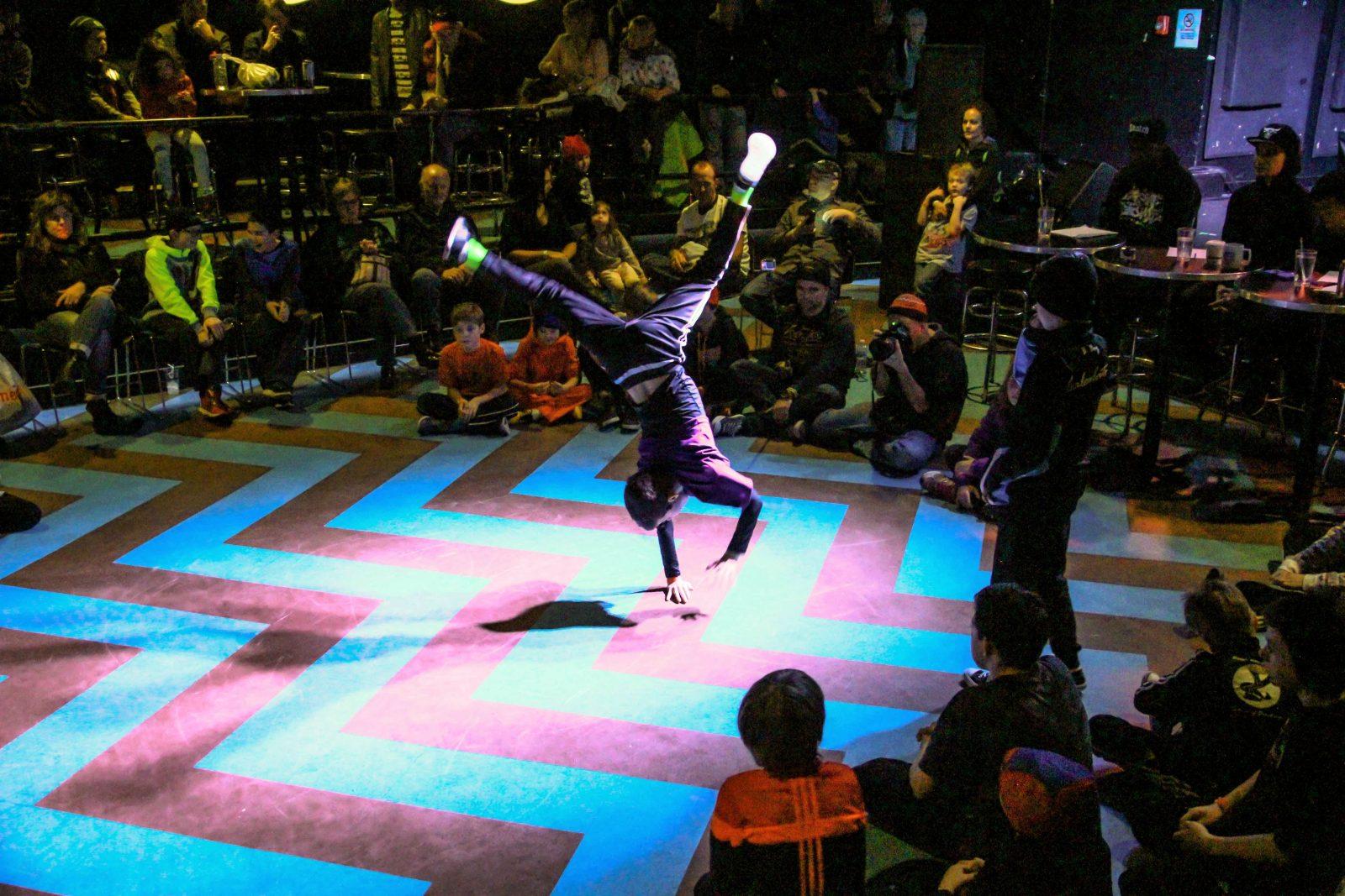 meivakantie Streetdance