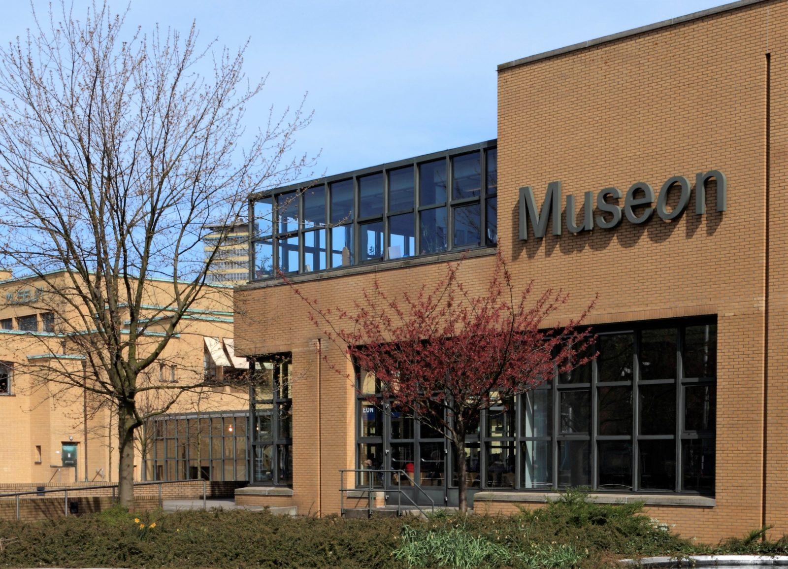 Museon buiten