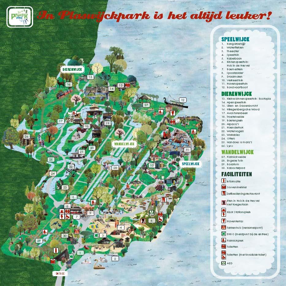 pretpark - plaswijckpark