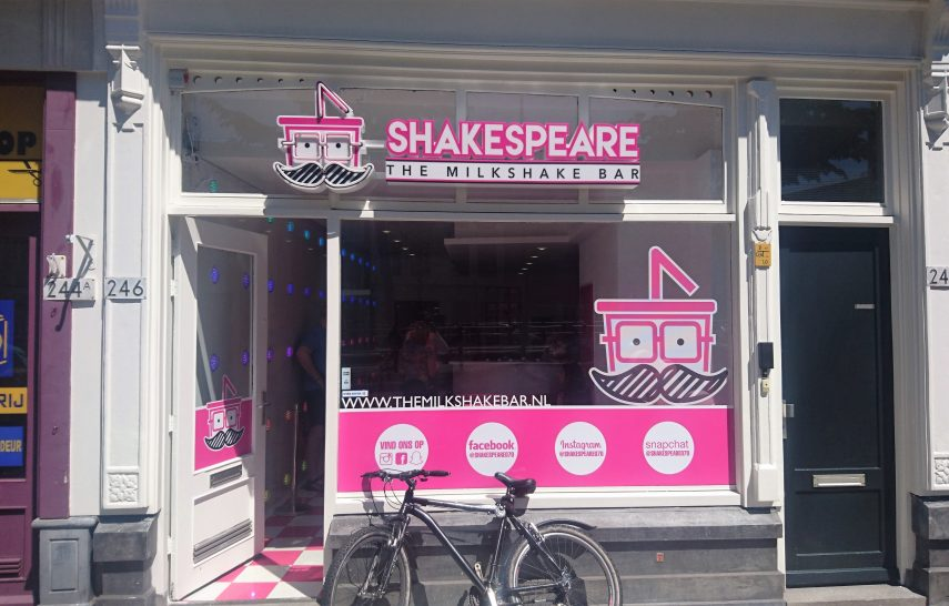 Shakespeare The Milkshake Bar