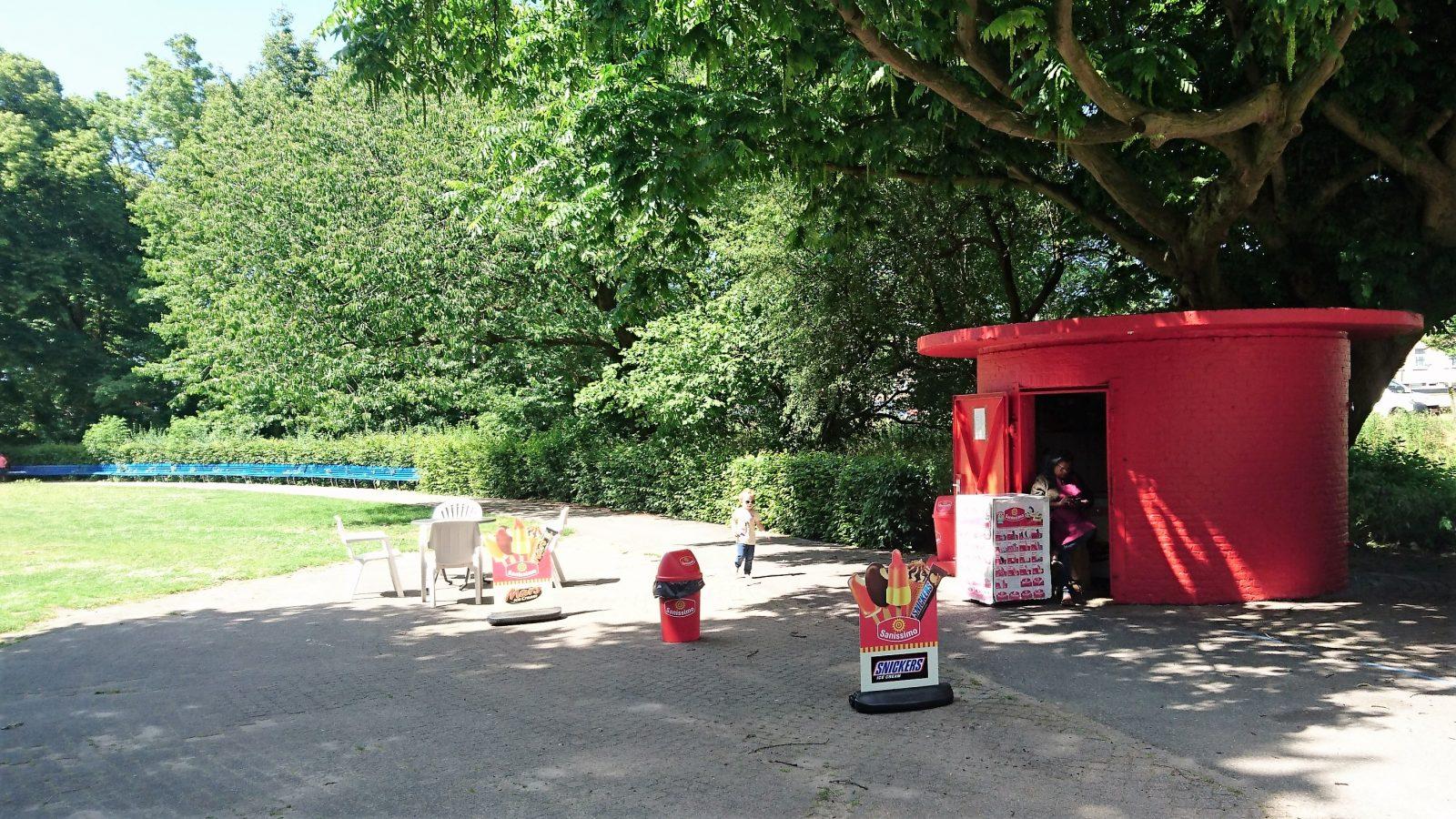Zuiderpark Ot en Sien