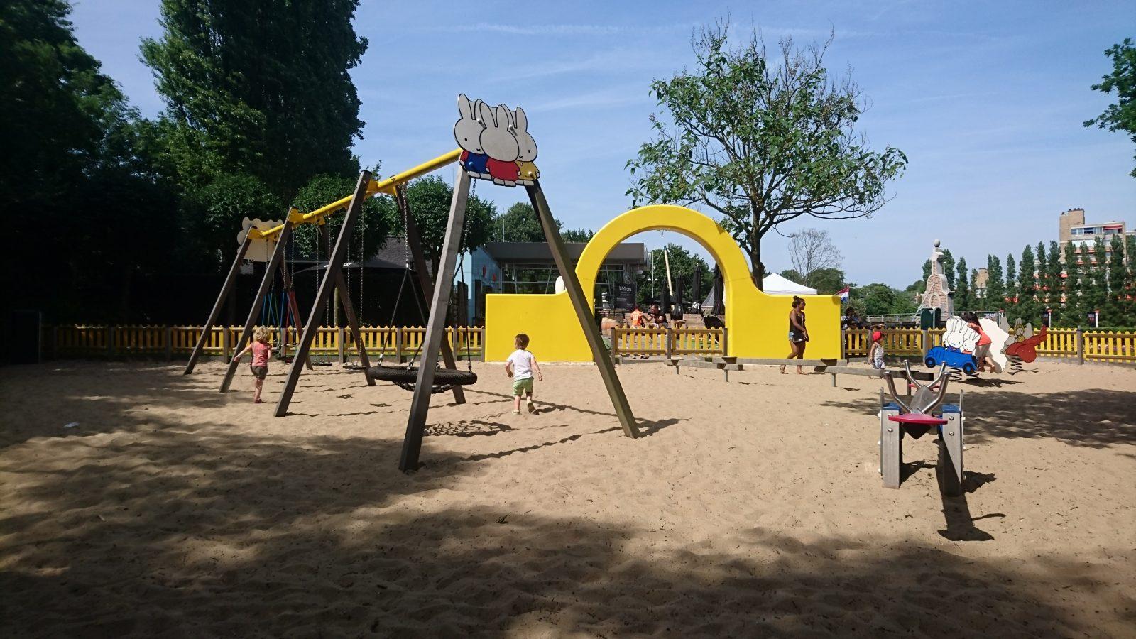 Nieuw Amsterdam Nijntje speeltuin