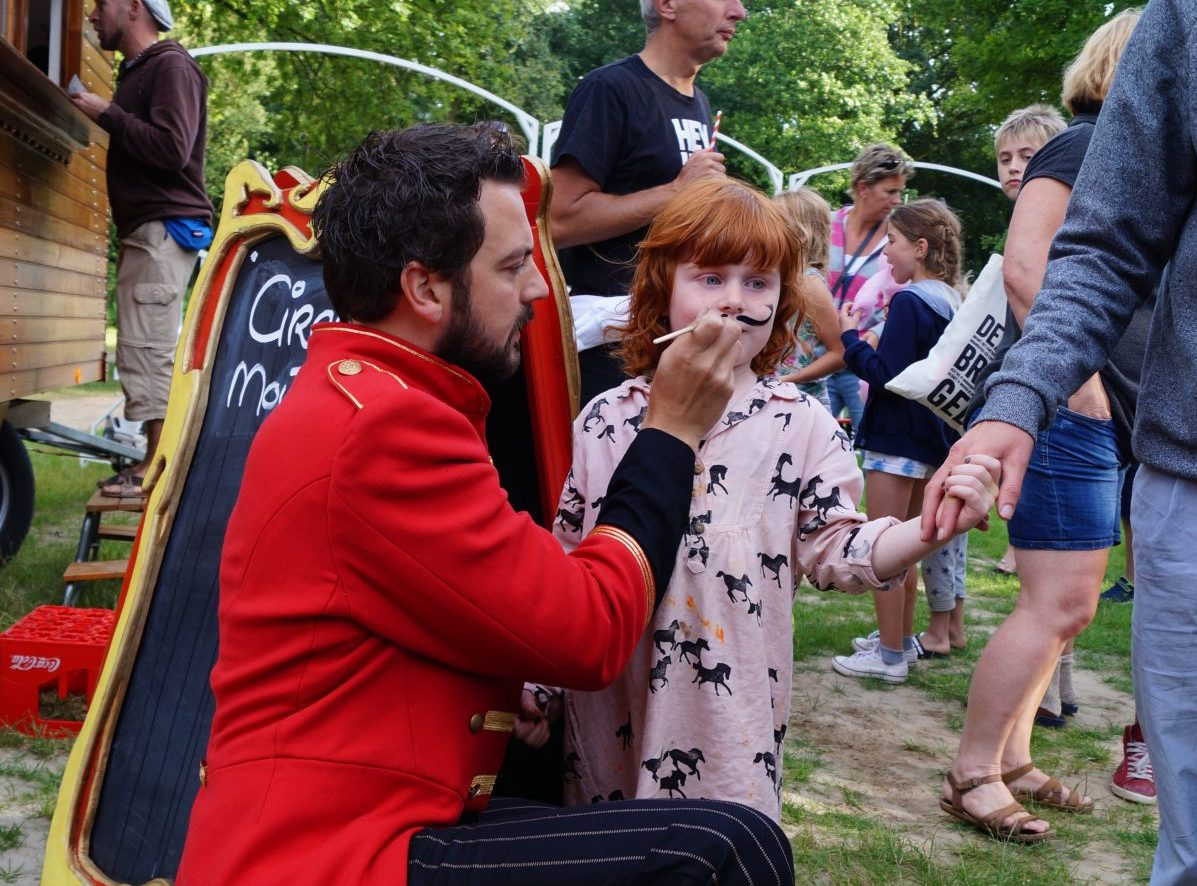 circus festival Zuiderpark