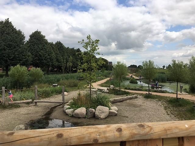 De tuin van Floddertje