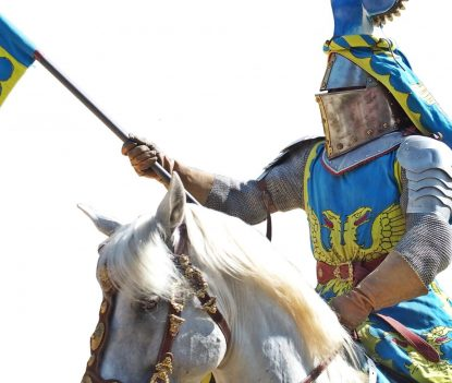 Haags Historisch Festijn Ridder