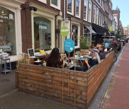 Foam Den Haag Vegetarisch