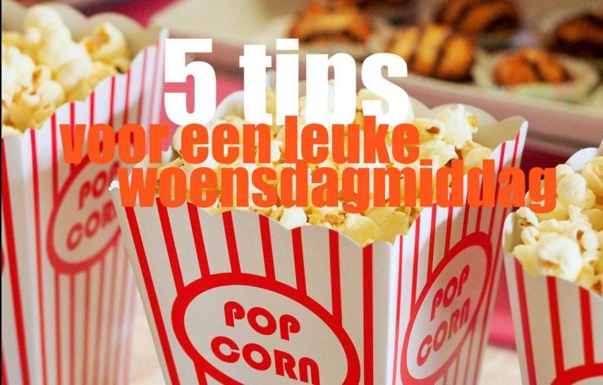 Popcorn opening