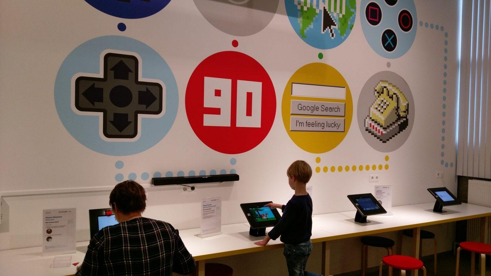 app lab museon