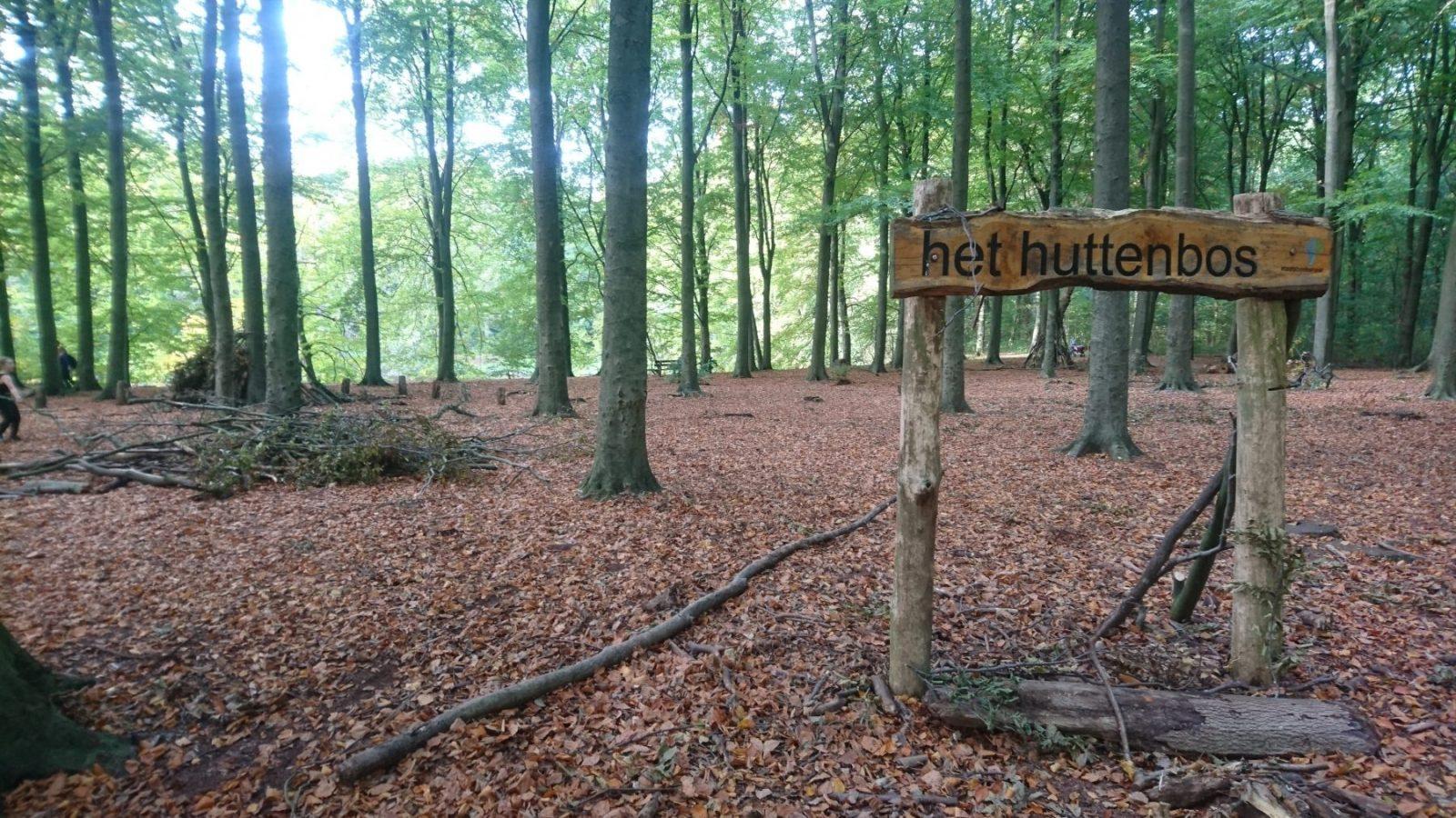 Haagse bos 10 keer naar buiten