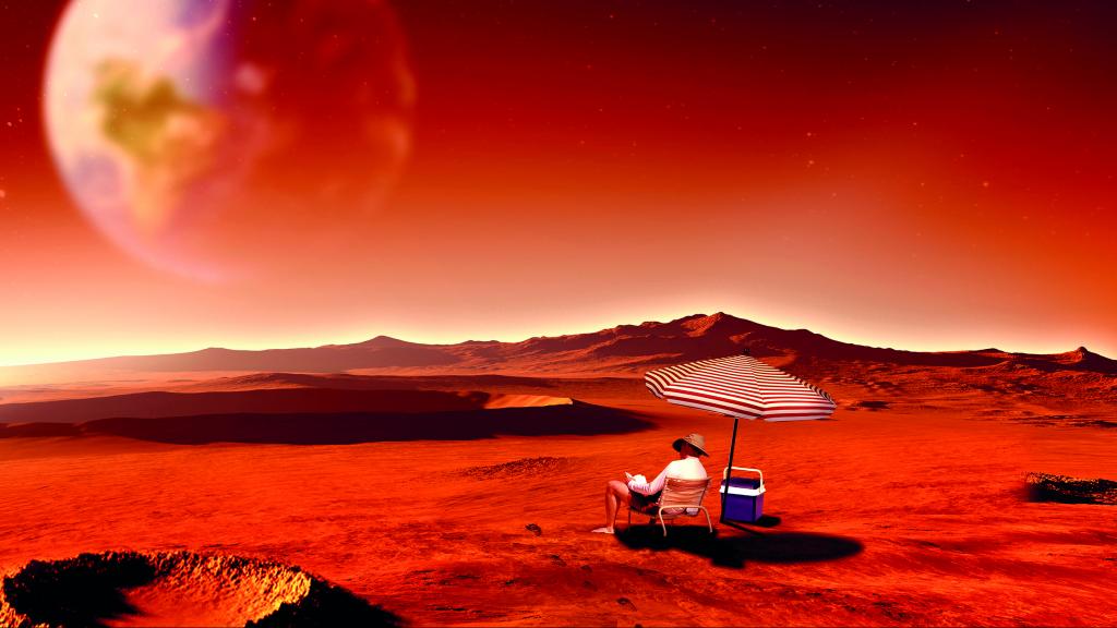 Enkeltje Mars