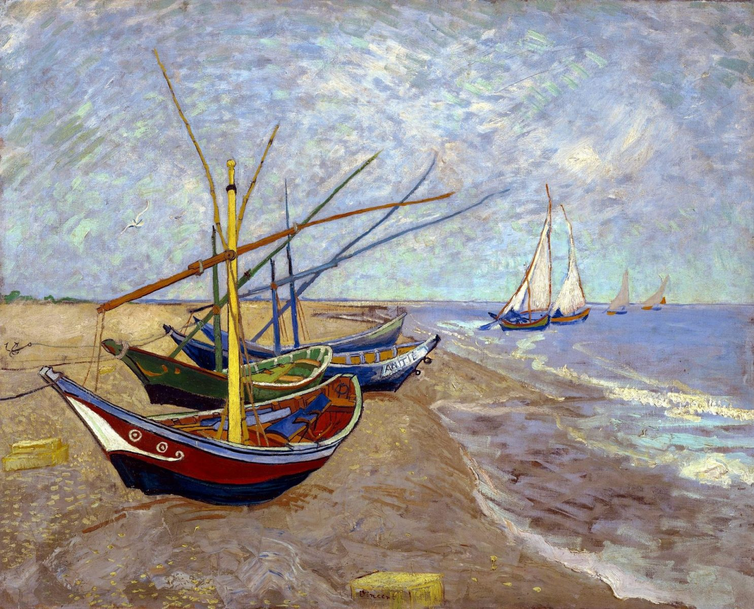 muzee van Gogh