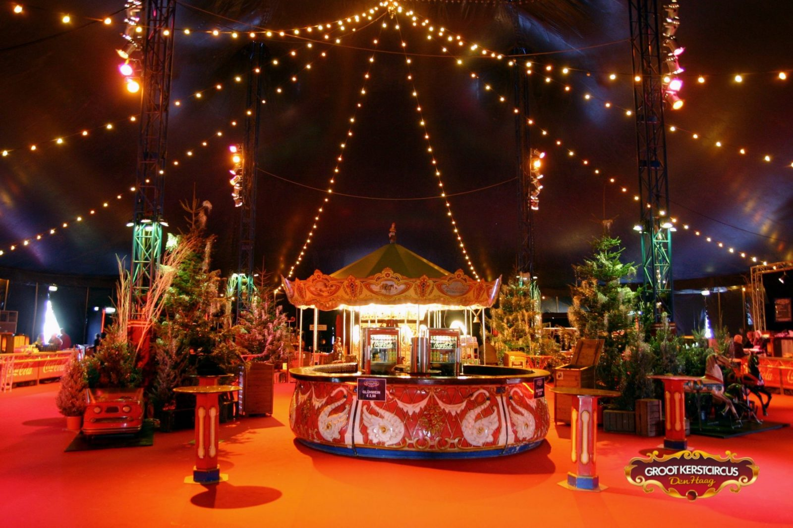 Groot Kerstcircus Den Haag 2