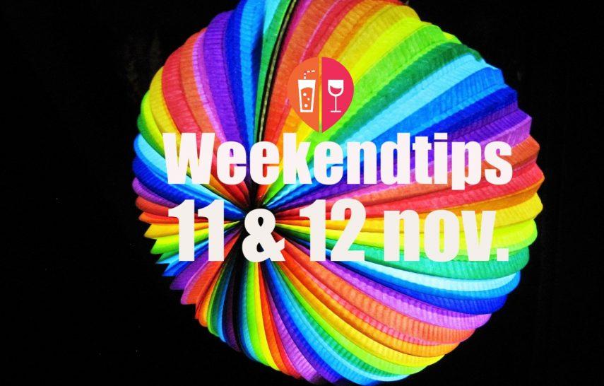 Weekendtips 11 en 12 november openingsbeeld