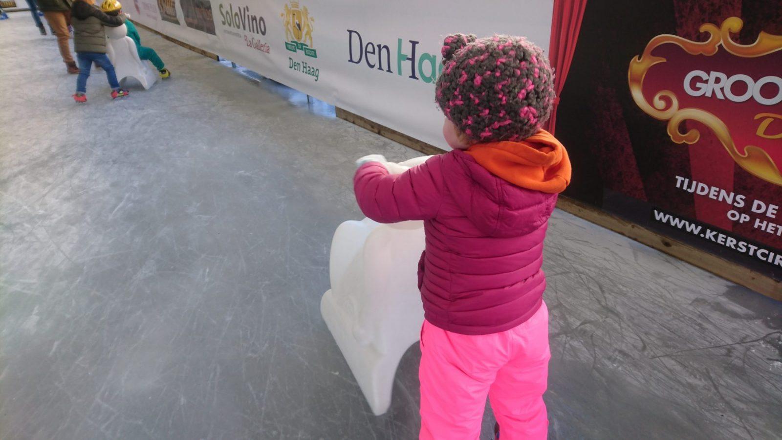 Kerstweekend schaatsen