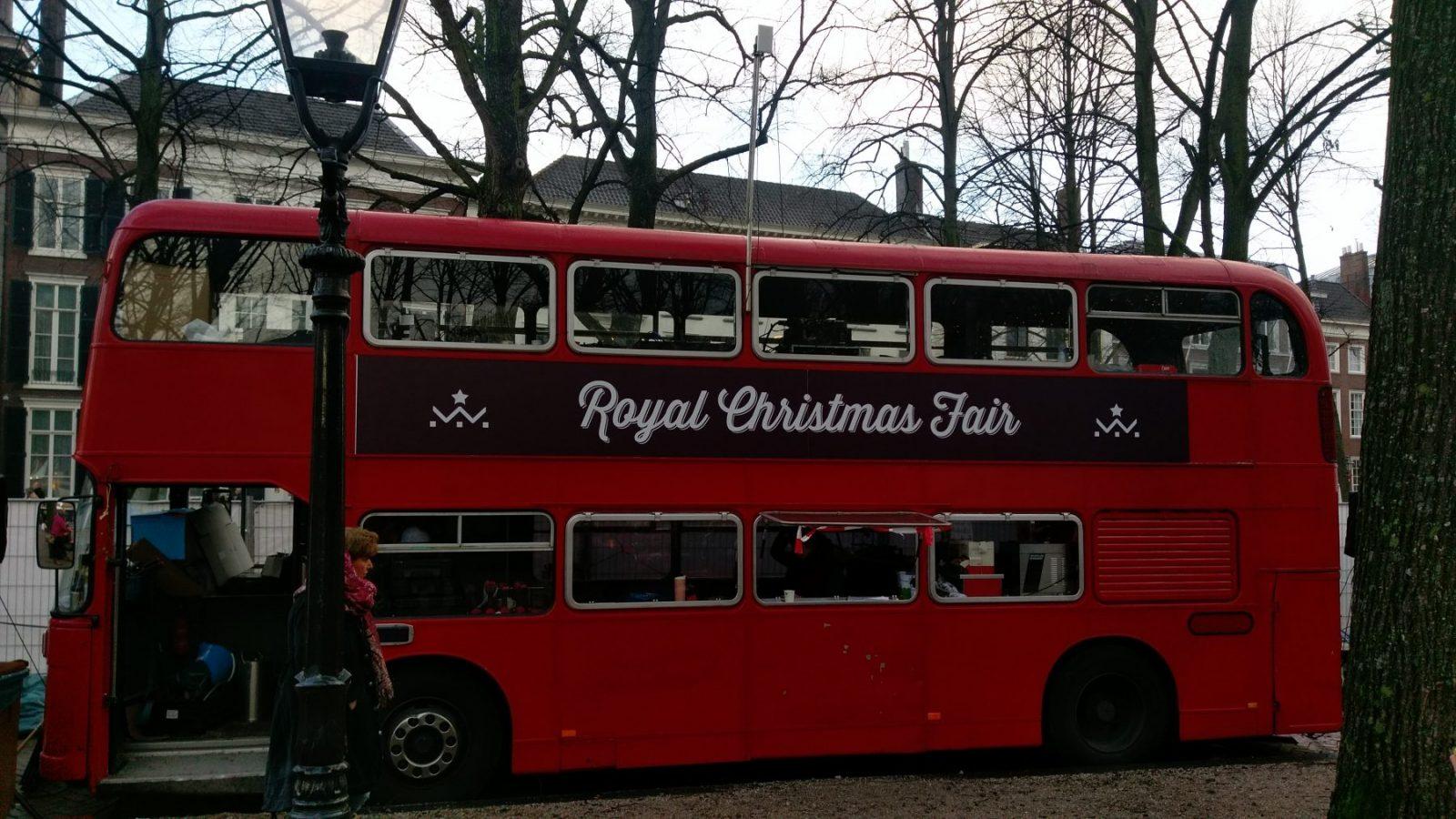 Afbeeldingsresultaat voor De Royal Christmas Fair Den Haag