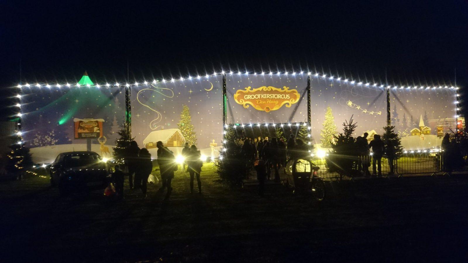 Nieuwjaarsweekend Circus