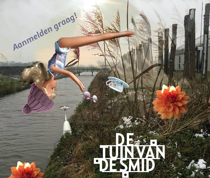 Tuin van de smid - nieuwjaarsdag 2018