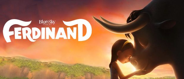Ferdinand - Copyright Blue Sky Studios, Davis Entertainment, 20th Century Fox Animation