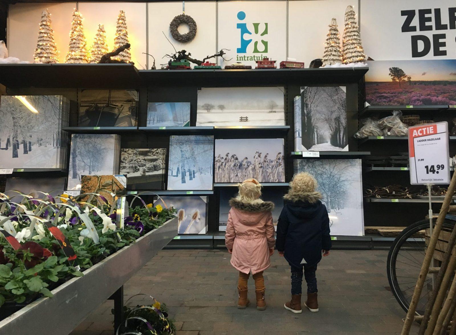 Genieten van op en top kerst in het tuincentrum ranja en for Intratuin s gravenzande