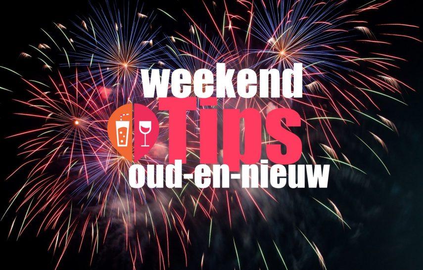 oud en nieuw weekend met tekst