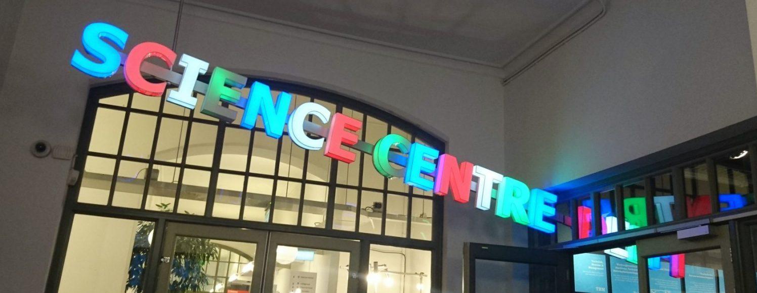 Science Center Delft - entree