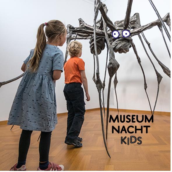 Museumnacht kids