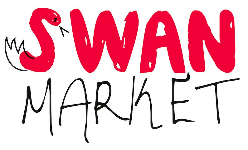 24 en 25 maart Swan Market