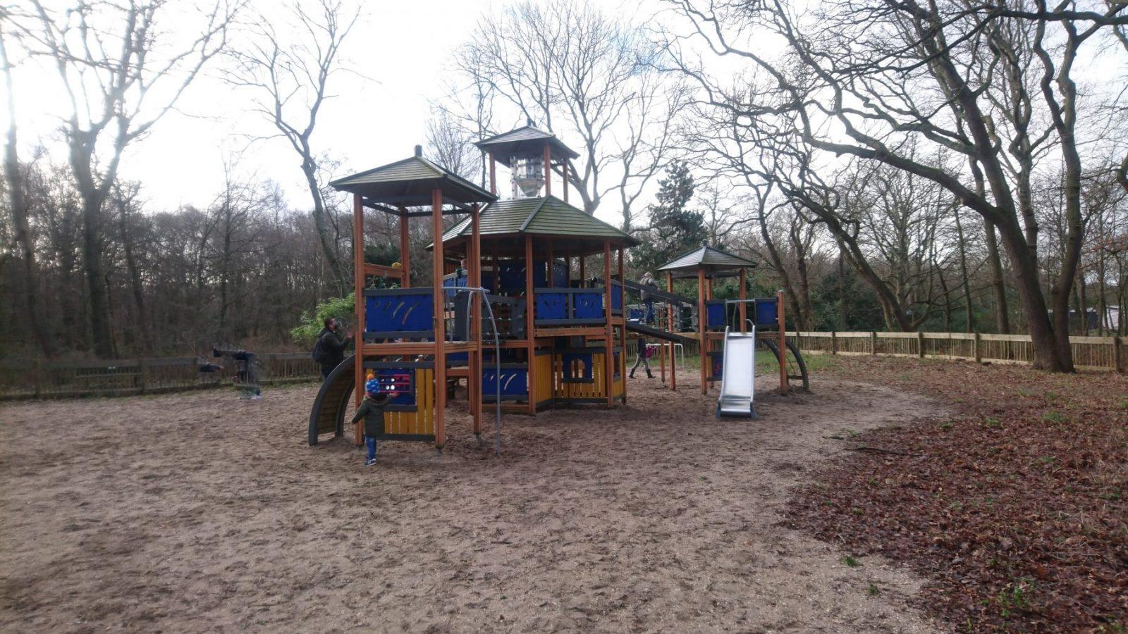 Speeltuin in Den Haag