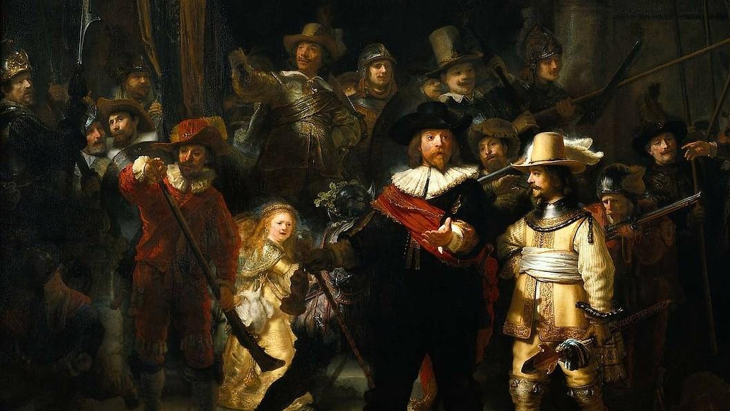 parade - Rembrandt