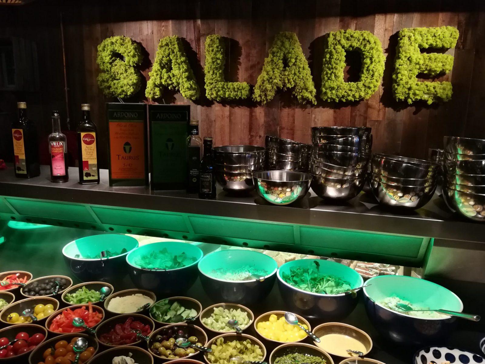 Saladebar